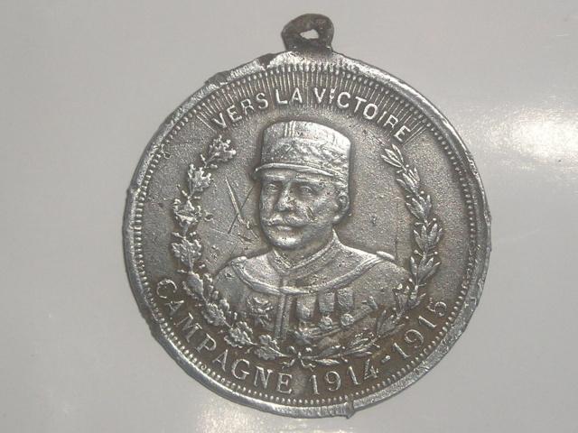 Médaille vers la victoire campagne 1914/1915 P1010216