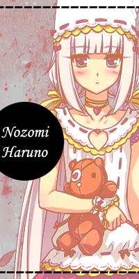 Nozomi Haruno