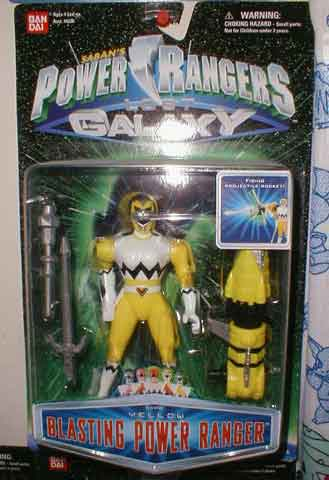 CERCO Action figure Power Rangers NUOVE 0433410