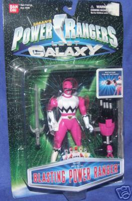 CERCO Action figure Power Rangers NUOVE 0433510