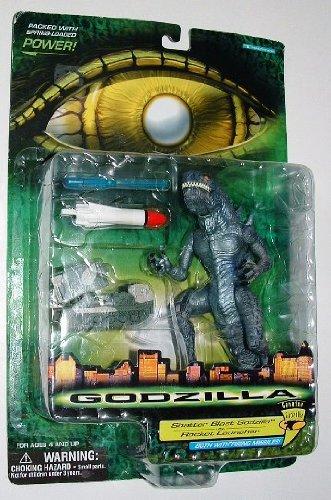 CERCO action figure Godzilla con lanciamissili 1998 51jntr10