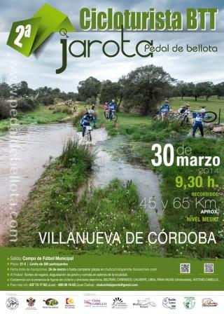 "II CICLOTURISTA BTT JAROTA ""Pedal de Bellota"". 30 DE MARZO Img-2012"
