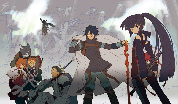 [ANIME/MANGA/LN] Log Horizon Log-ho10