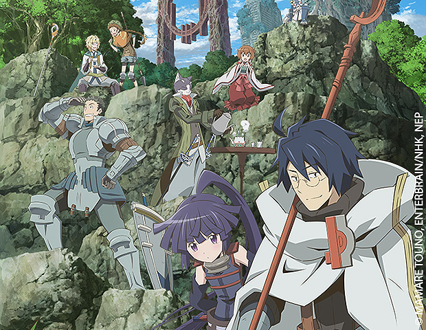 [ANIME/MANGA/LN] Log Horizon Series10