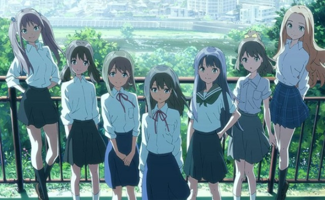 [ANIME] Wake Up, Girls! Wake-u10