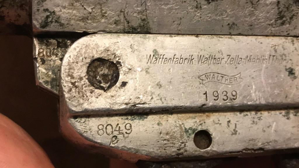 Pistolet lance-fusée allemand WW2 13232510