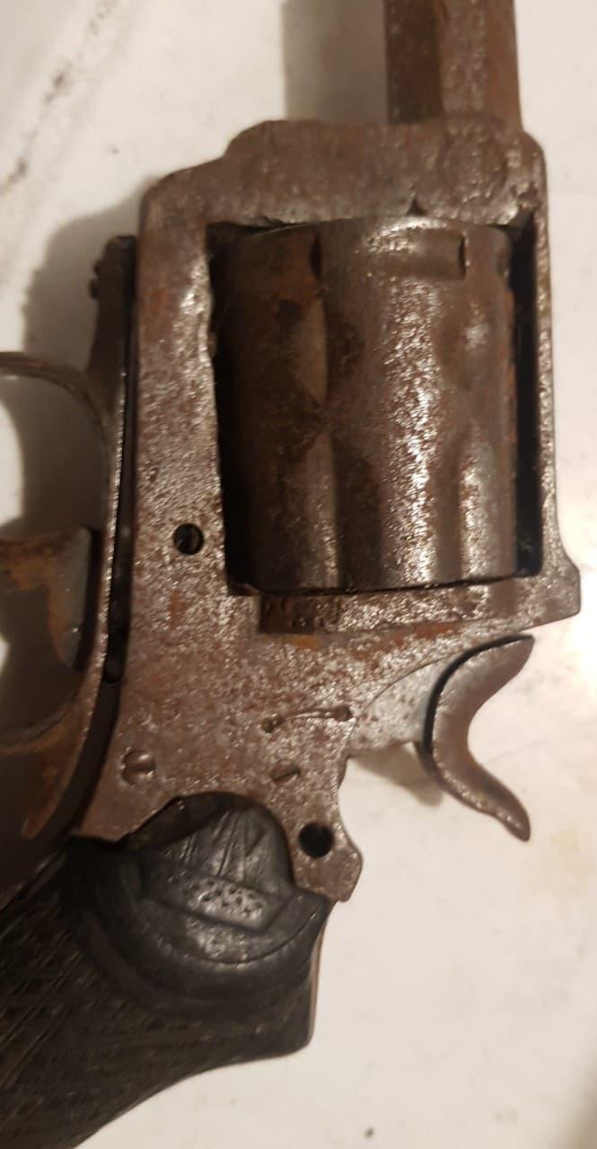 Pistolet Modèle 1892 ? 13752710