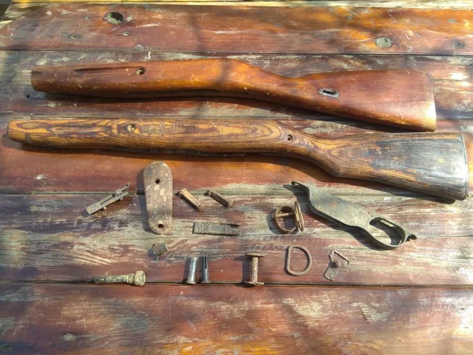 Crosses de fusil Mosin Nagant ww2 ? 96379510
