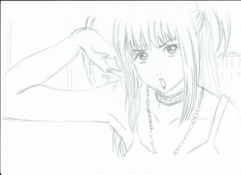 > dessins de Sayu < - Page 3 Misa110