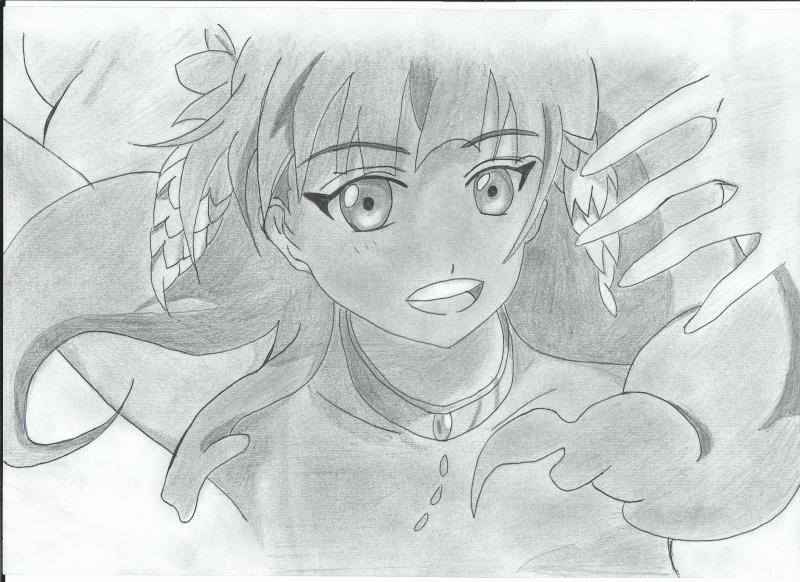 > dessins de Sayu < - Page 3 Morgia11