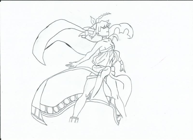 > dessins de Sayu < - Page 3 Morgia13