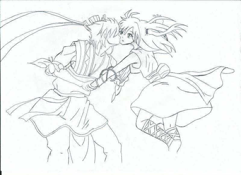 > dessins de Sayu < - Page 3 Morgik10