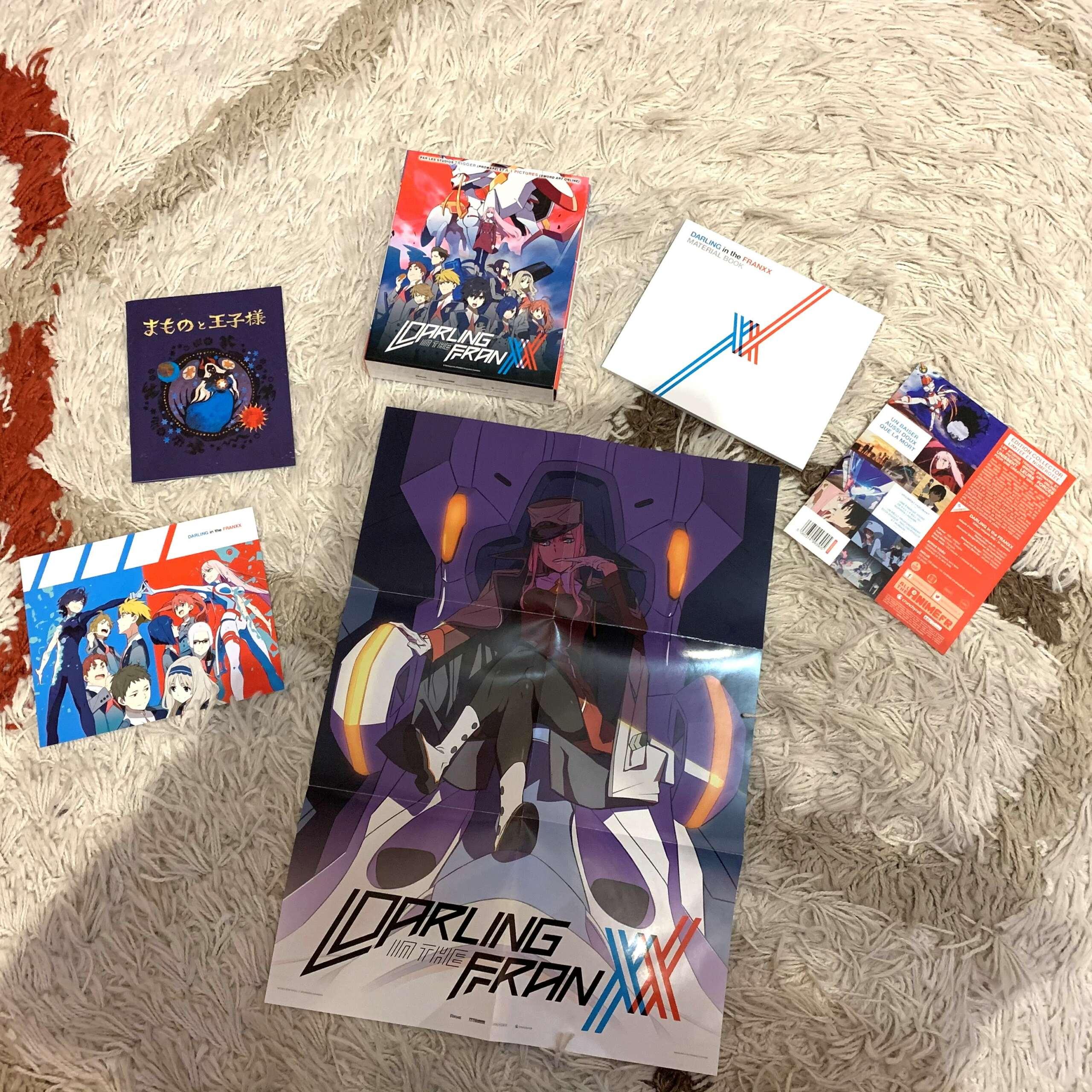 Vos achats d'otaku ! - Page 30 Darlin10