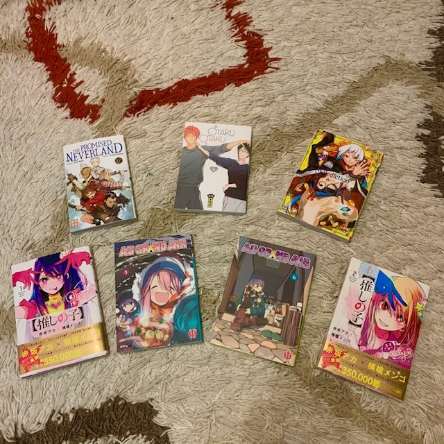 5 - Vos achats d'otaku ! - Page 31 Janvie10