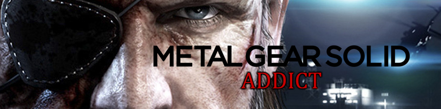 Metal Gear Addict
