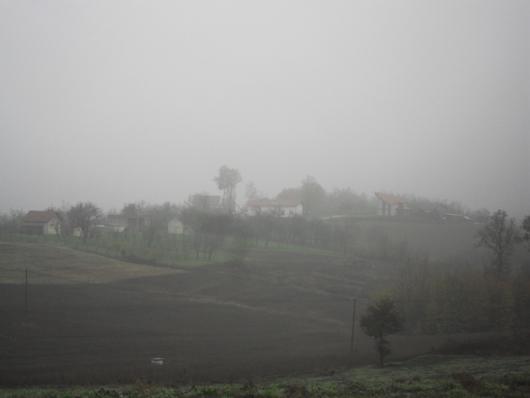 Kiša, izmaglica, stigla jesen u naše krajeve Pictur13