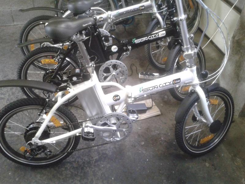 Vélo electrique 10510