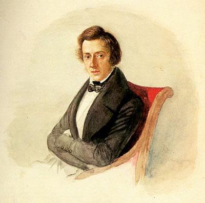 تنويعات للبيانو والاوركسترا على لحن اوبرا دون جيوفانى بعنوان Variations on 'La ci darem la mano من اعمال شوبان مصنف رقم 2 Chopin13
