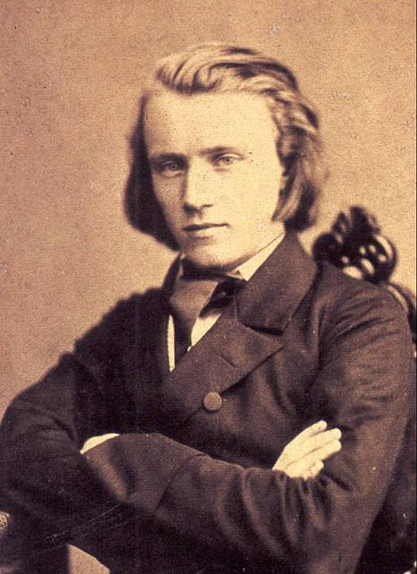السيمفونية الثانية من اعمال يوهانز برامز المعروفة باسم (الريفية)  Symphony No.2 in D, Op.73  Johann13