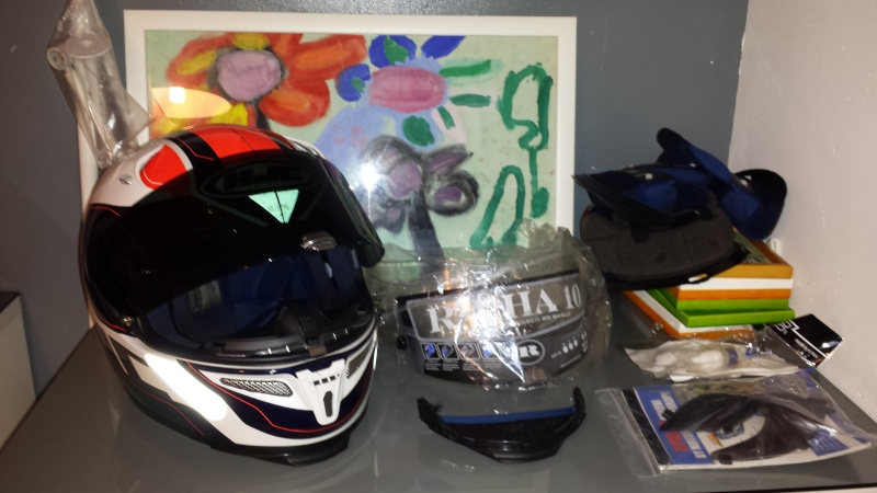 Ventes équipements motard 20140214