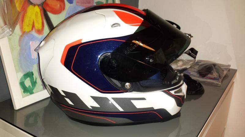 Ventes équipements motard 20140215