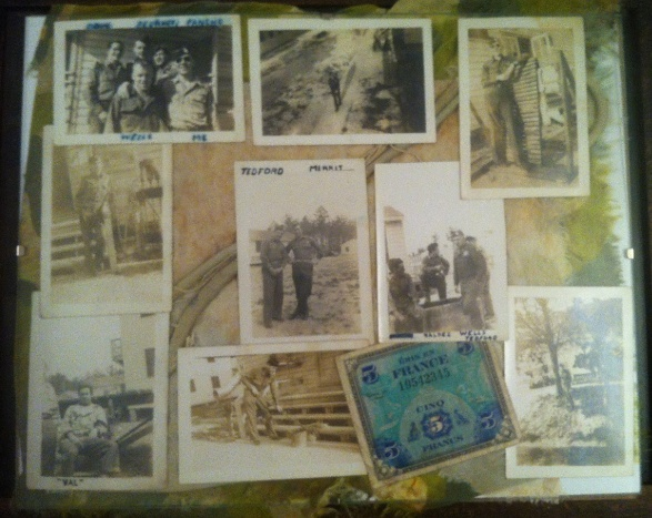 Ma collection Para/ Glider US WW2 Cadre_11