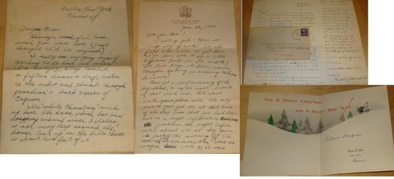Vos lettres US ww2 Groupi10