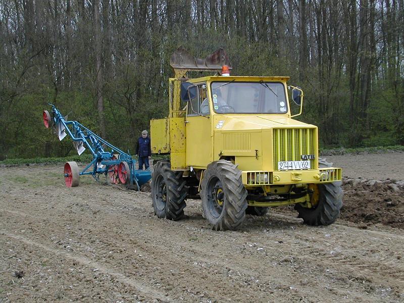 unimog mb-trac wf-trac pour utilisation forestière dans le monde - Page 30 Latil10