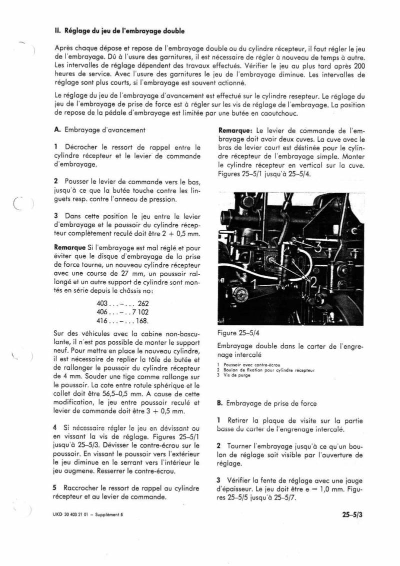 Problème commande d'embrayage 416 Manuel27