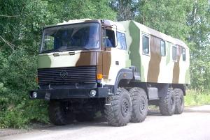 Camion russe Ural Ural_v10