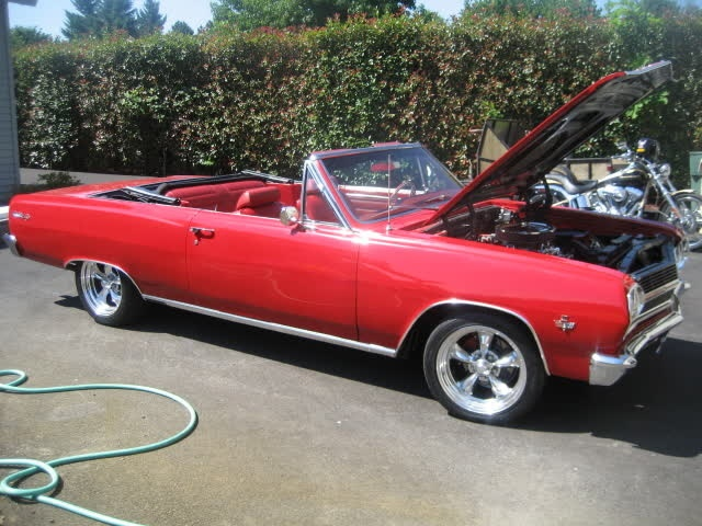 57 Chevy 57c50910