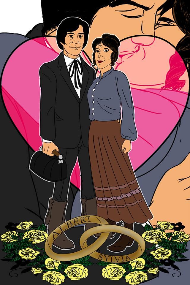 Albert and Sylvia #5: My Love for You Albert12