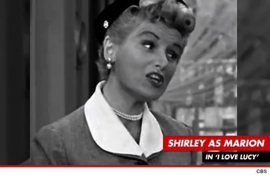 I Love Lucy - Shirley Mitchell Shirle10