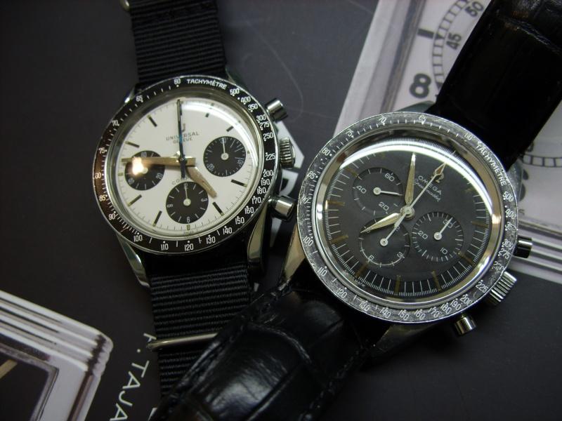 Les chronographes Universal Geneve de la série Compax - 2eme Partie Stp84811