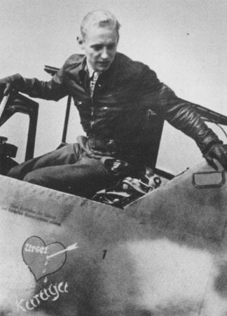 Erich Hartmann, l'aigle aux 352 victoires Hartma10