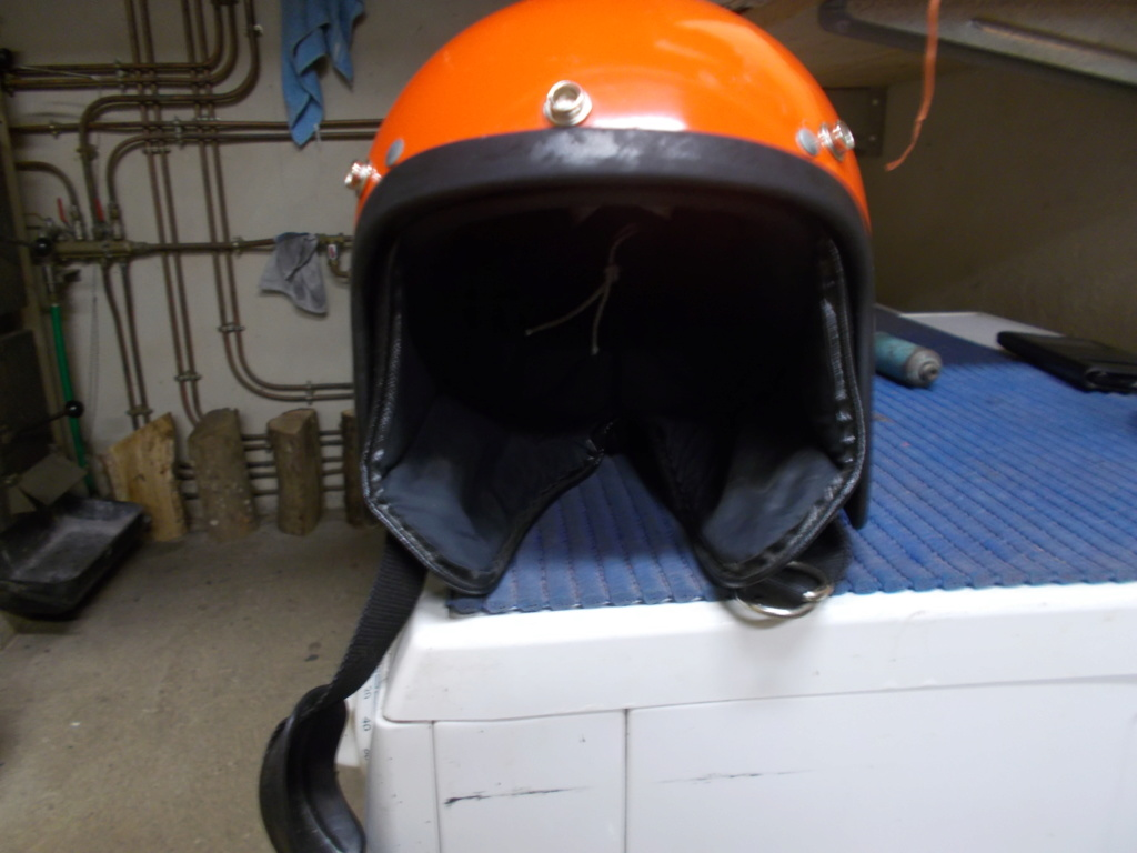 Mon nouveau casque d'époque ! Dscn1412
