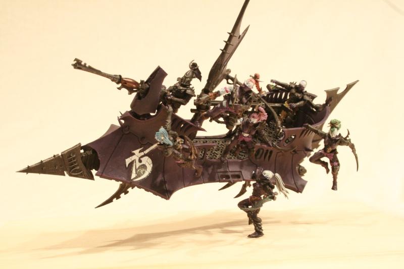 Dark Eldar Wych squad Wyche_12
