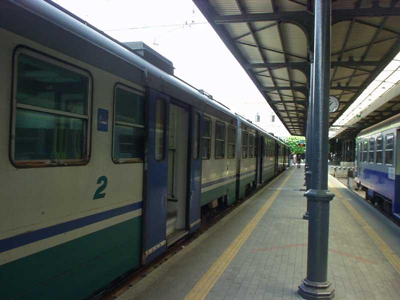un treno secolare Treno10