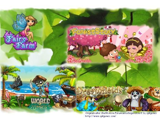 ~ Unser kleines Farm Paradies ~ für Piraten, Feen und andere Farmer