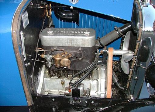 la culasse Speed    et la boite de vitesse électromagnétique Cotal 2img-110
