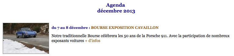 Bourse d'échanges à Cavaillon 07 et 08/12/2013 Captur14