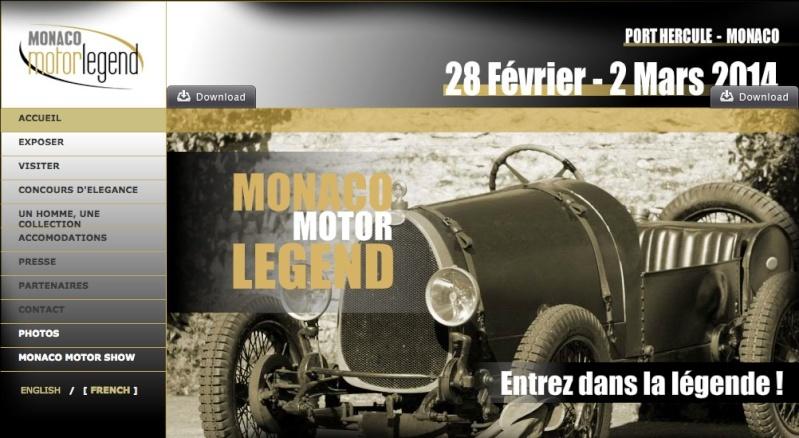 Monaco Motor Legend du 28/02 au 02/03 2014 Captur21