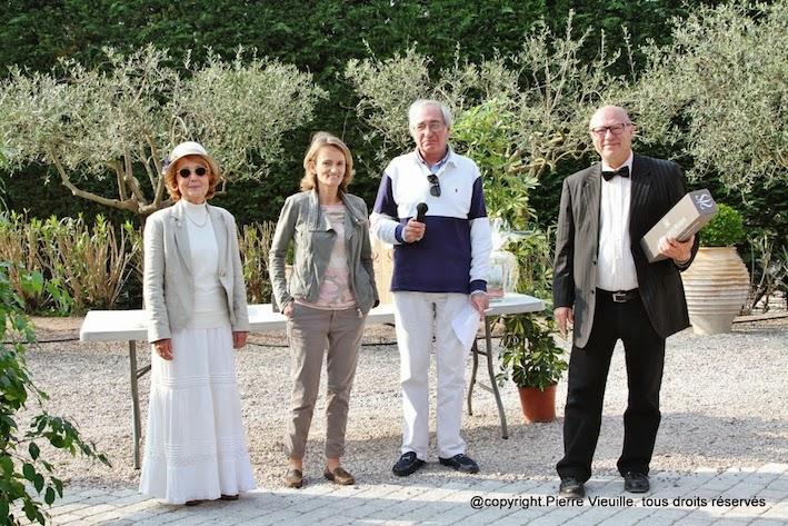 Concours d'élégance au Château Ste Roseline 83460 Chatea13