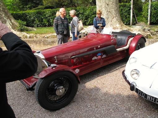 Concours d'élégance au Château Ste Roseline 83460 Img_4010