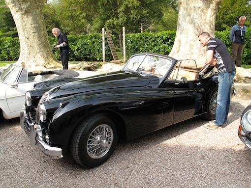 Concours d'élégance au Château Ste Roseline 83460 Img_4014