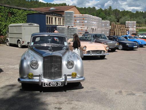 Élégance Automobile au Château de Berne 04/05/2014 Img_4034
