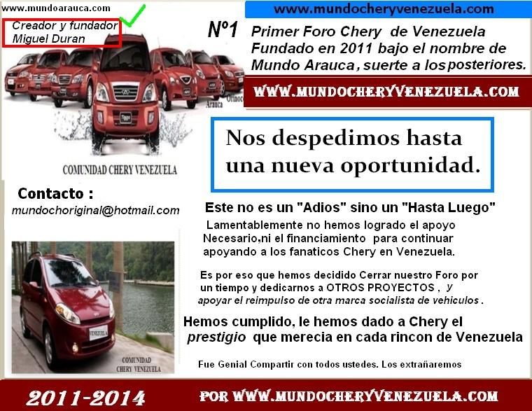 Comunidad Chery de Venezuela