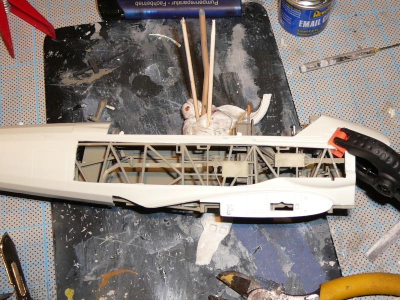 Neues Projekt nach der Bakteria: Revell Arado AR 196 A3 in 1:32 P1150010