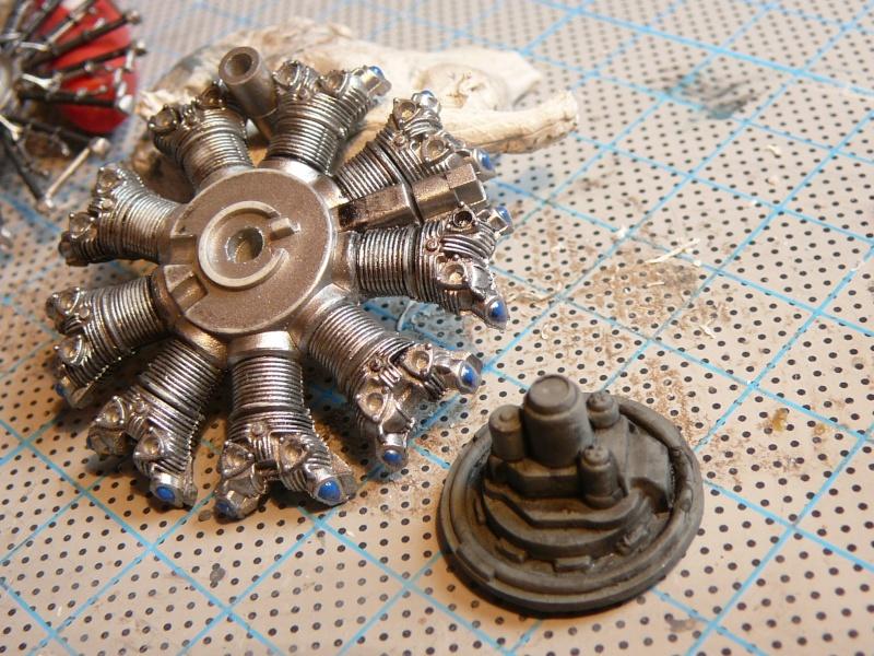 Neues Projekt nach der Bakteria: Revell Arado AR 196 A3 in 1:32 P1150020