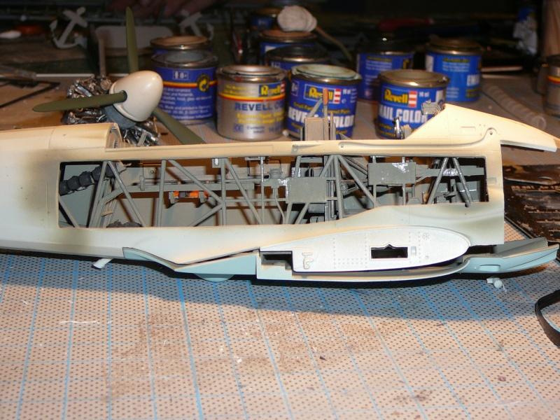 Neues Projekt nach der Bakteria: Revell Arado AR 196 A3 in 1:32 P1150111